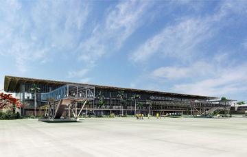 Terminal del Aeropuerto Internacional de Acapulco