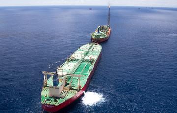 ¿Sabías que PEMEX tiene uno de los barcos petroleros más grandes del mundo?