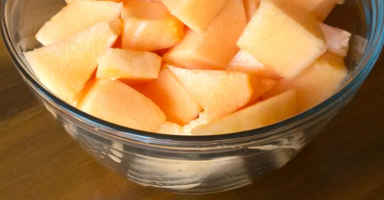 Tazón de melón