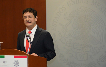 Mensaje de Virgilio Andrade Martínez, Secretario de la Función Pública.