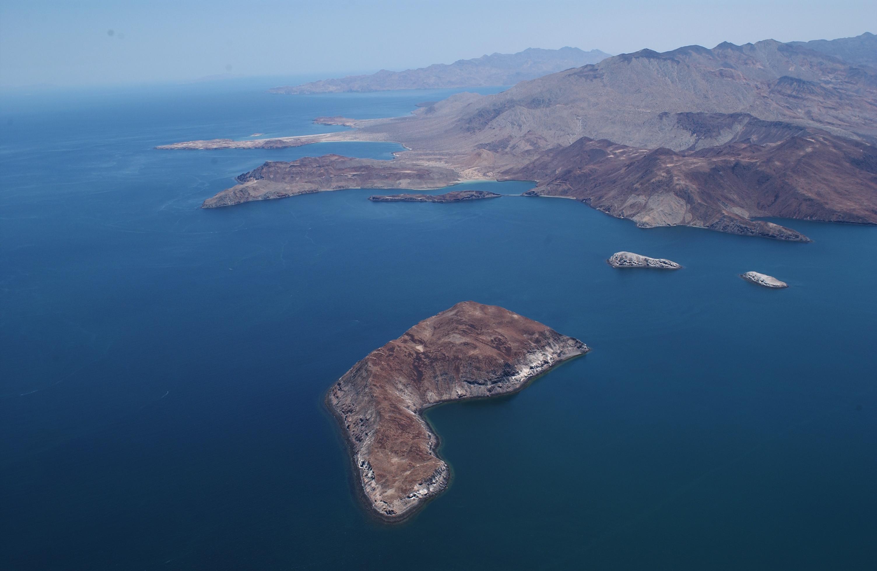 El Golfo de California fue el primer ordenamiento ecológico de modalidad marina expedido en el país, en el 2006.
