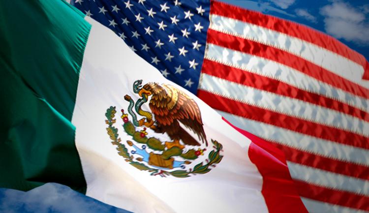 Resultado de imagen para relacion bilateral mexico estados unidos
