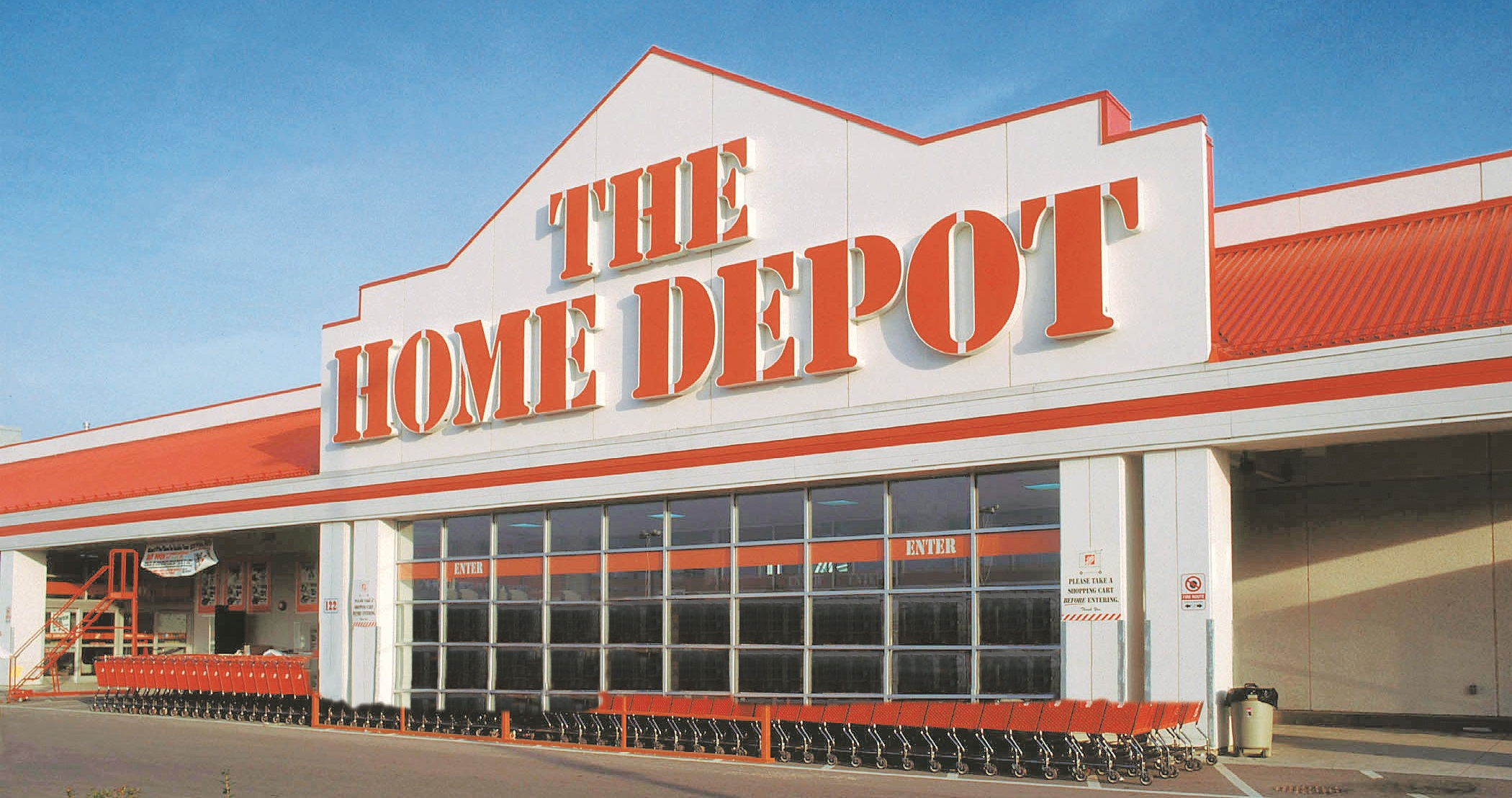 home depot article