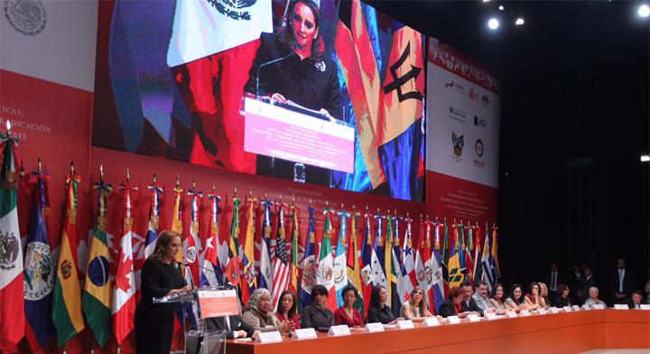 2016 regional dialogue in Pachuca, Hidalgo