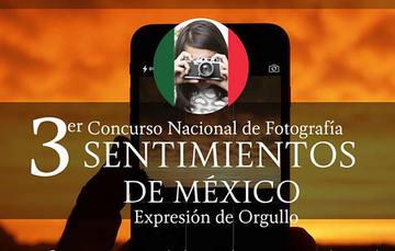 """""""Sentimientos de México"""" Expresión de Orgullo."""