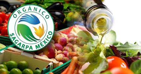 Sello de certificación orgánica