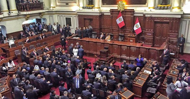 Asiste Presidente de México a la toma de posesión de Pedro Pablo Kuczynki.