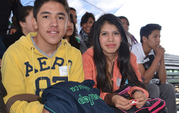 IME e INEA brindan apoyo a #jóvenes en las plazas comunitarias.