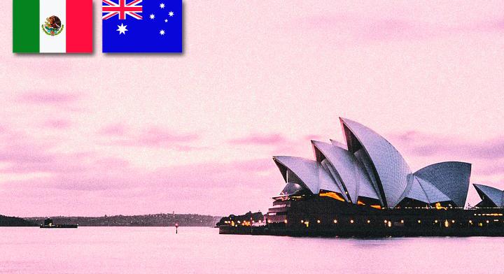 Ópera de Sidney en Australia.