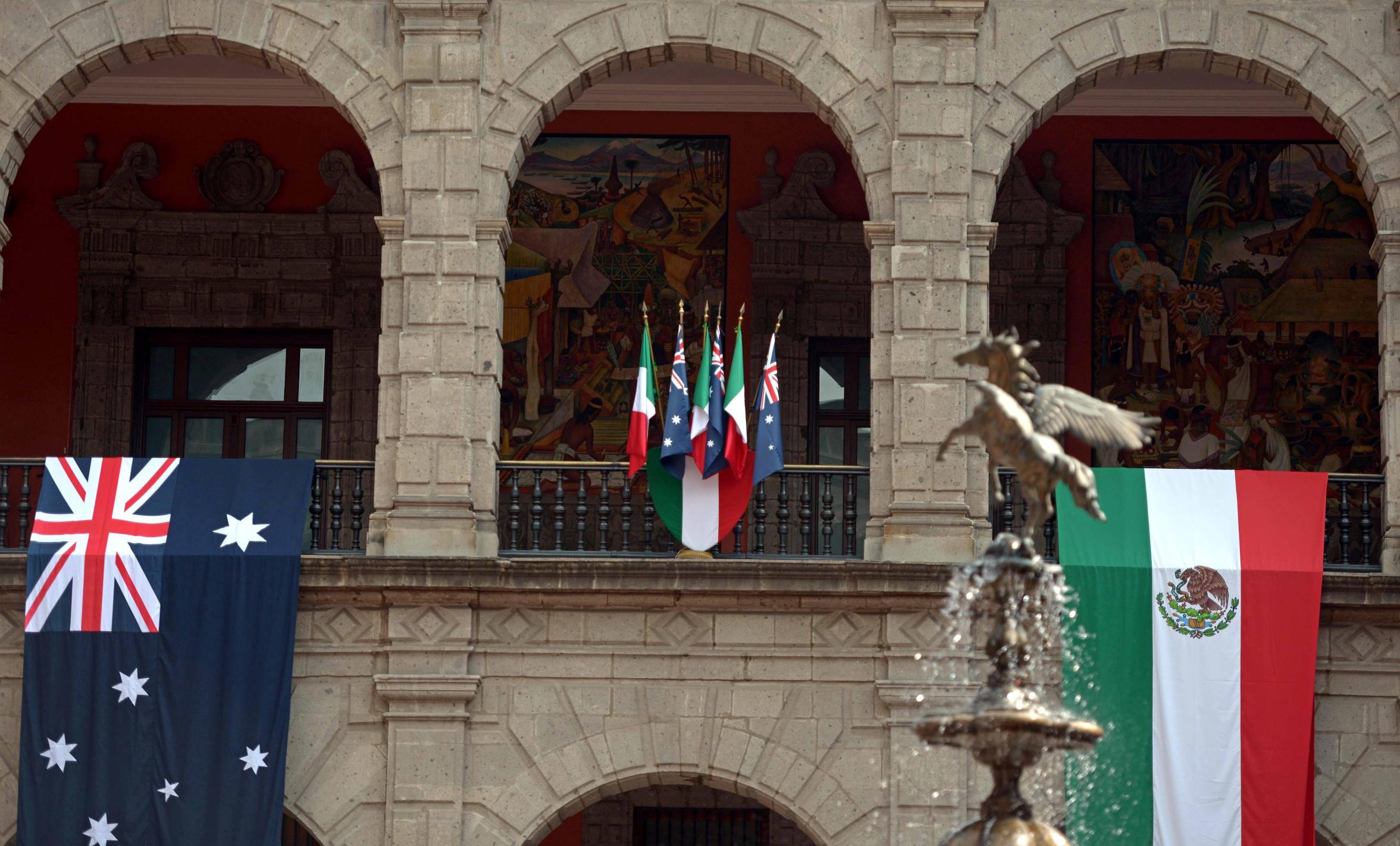 México y Australia han logrado mantener un diálogo constante en el marco de los trabajos del G20, en particular para dar continuidad al seguimiento de los compromisos adoptados.