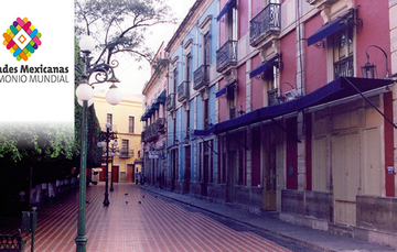 Ciudades Patrimonio en México