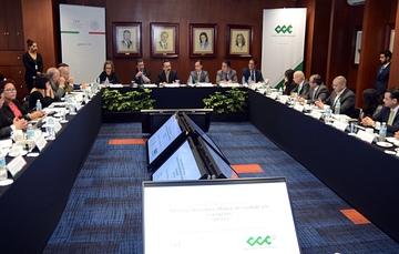 Sfp sector privado y sociedad civil acuerdan medidas para for Mesa funcion publica