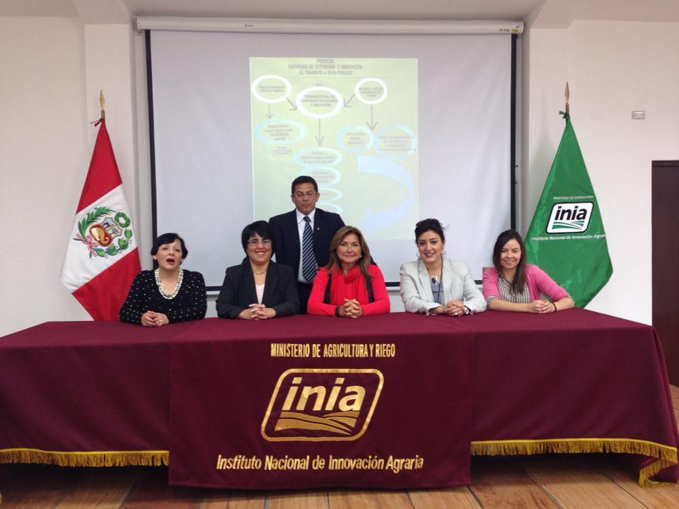 """INCA RURAL PRESENTE EN LA """"JORNADA DE INTERCAMBIO DE EXPERIENCIAS ..."""