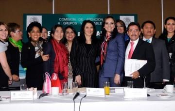 Reafirma DIF Nacional compromiso para ejecutar políticas de inclusión social para personas con discapacidad