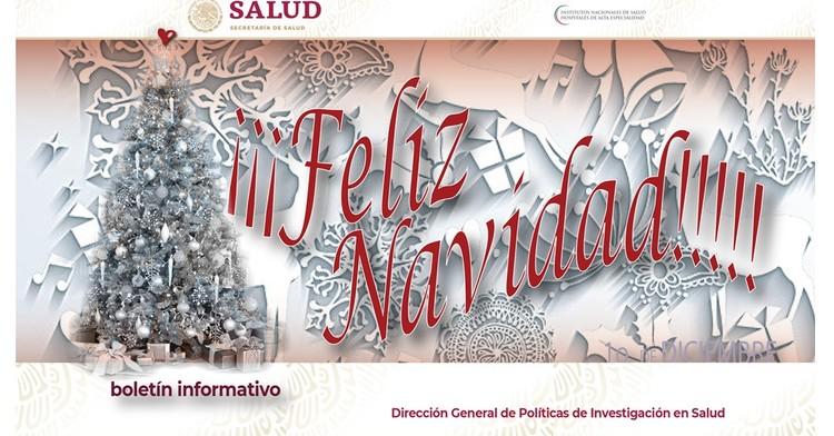 La portada del Boletín informativo para investigadores de la CCINSHAE, correspondiere al lunes 17 de diciembre  la cual presenta el anuario de las revistas.