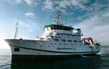Buque de Investigación Pesquera y Oceanográfica