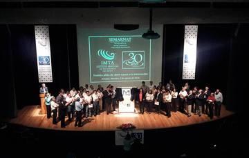 Celebración por todos nosotros: 30 años de la creación del IMTA