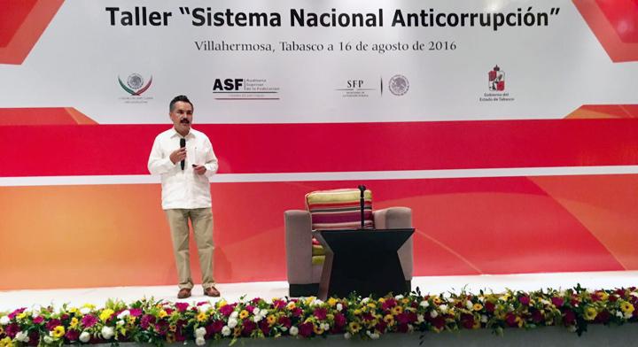 Subsecretario Javier Vargas Z