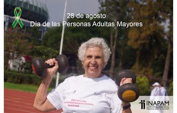 28 de agosto Día del Adulto Mayor