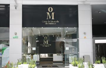 Tiendas y Distribuidores de Casa de Moneda de México