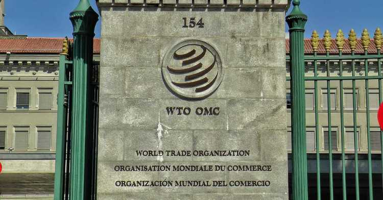 Sede de la Organización Mundial del Comercio, Ginebra.