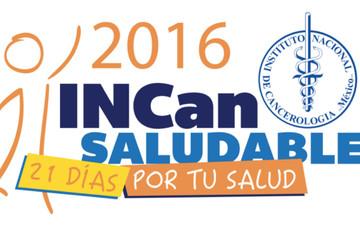 El Instituto Nacional de Cancerología (INCan) hizo un relanzamiento en 2016 de su campaña INCan Saludable