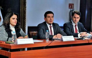 Conferencia sobre situación Económica.