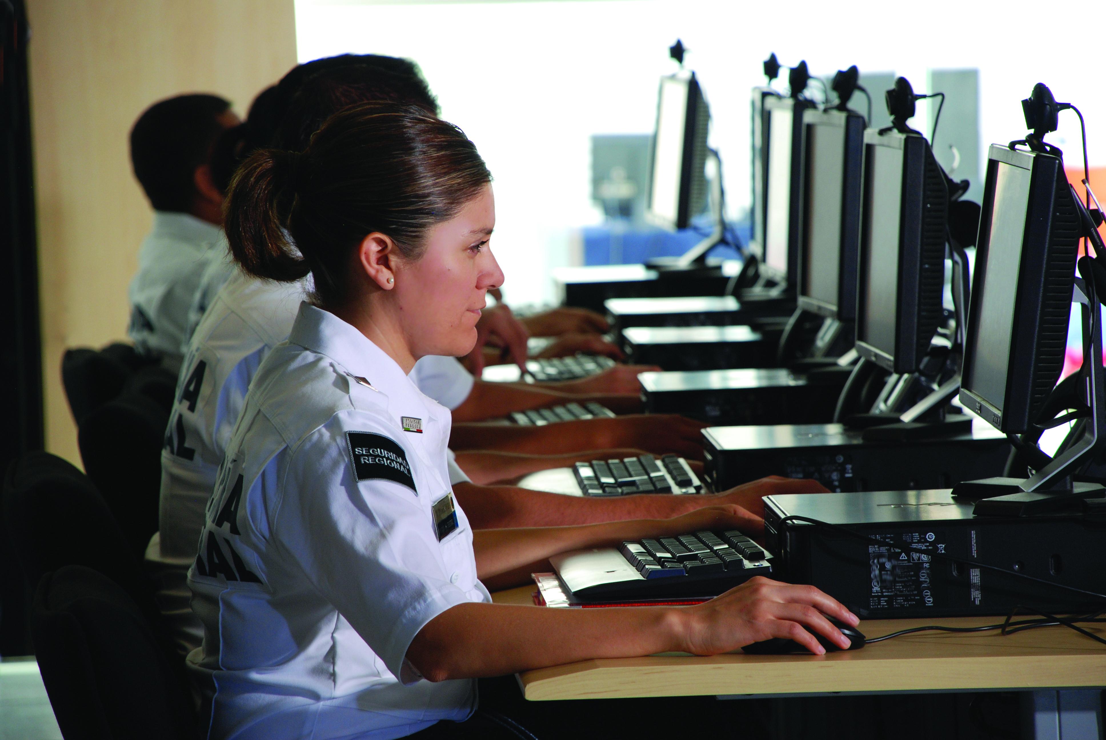 Unidad Especializada de la Policía Federal