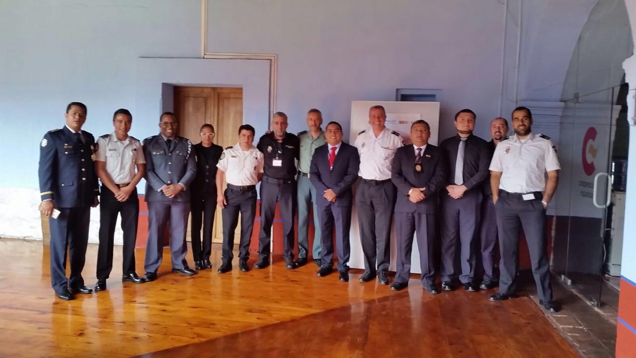 Policía Federal participa en curso de Ciberdelincuencia ofrecido por IBERPOL