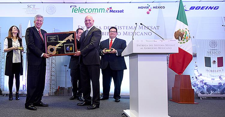 ¡Un día histórico para las telecomunicaciones de México!