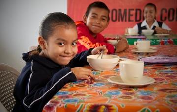 Conoce d nde y c mo operan los comedores comunitarios for Proyecto de comedor comunitario