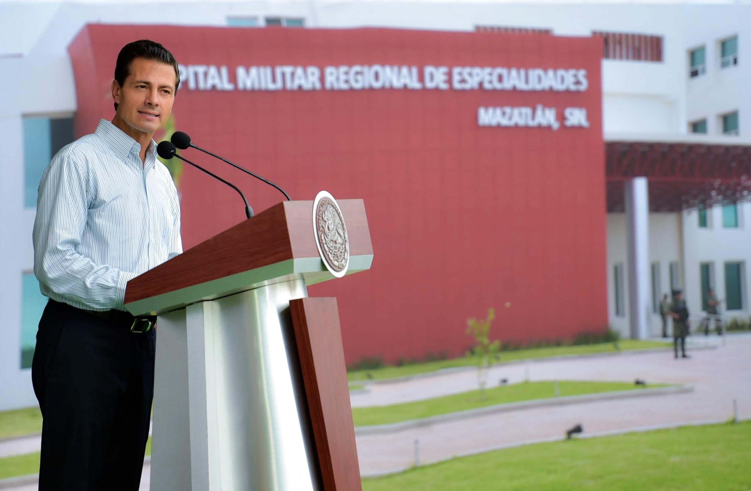 El Primer Mandatario manifestó su reconocimiento a los cuatro medallistas olímpicos mexicanos que forman parte de las Fuerzas Armadas.
