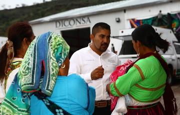 ¿Por qué DICONSA es la red más grande de América Latina?