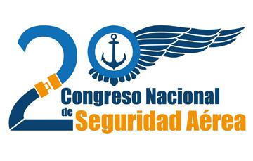 2do. Congreso Nacional de Seguridad Aérea del 10 al 14 de octubre del 2016.
