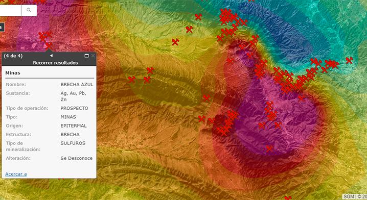 Sistema GeoInfoMex