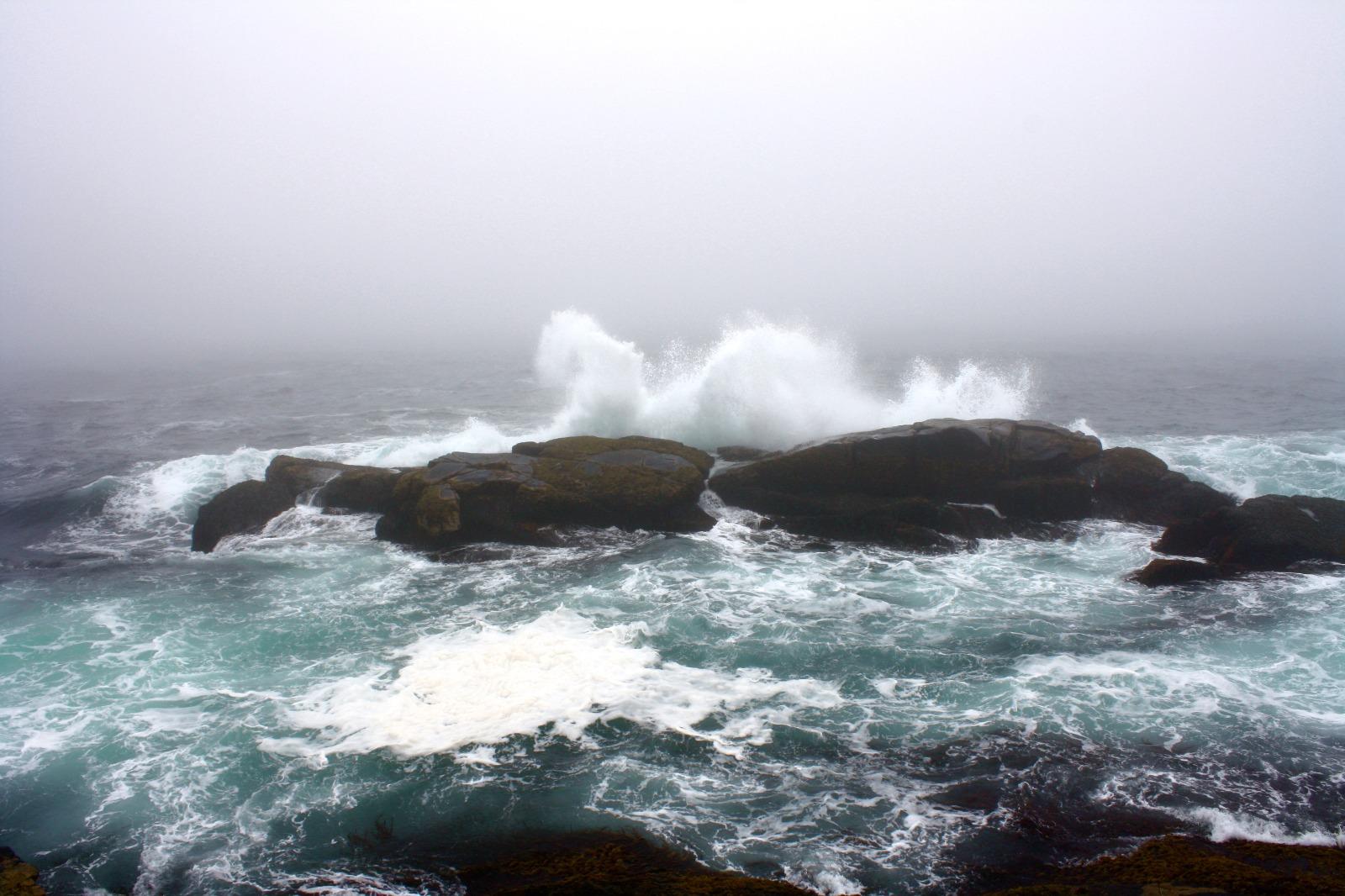 Imagen de olas