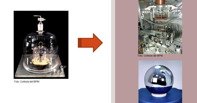 El Prototipo Internacional del kilogramo será sustituido próximamente.