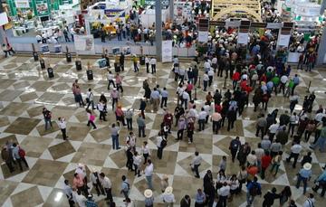 Registro de visitantes para Expo Forestal 2016