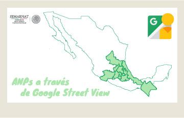 Descubre las ANPs de México en imágenes en 360 grados.