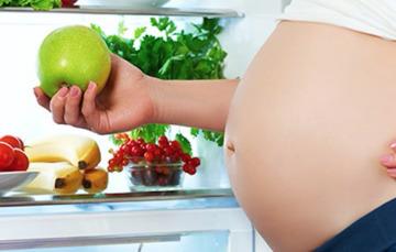 Antojos en el embarazo
