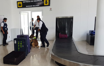 ¿Sabes quién te recibe cuando llegas a México?