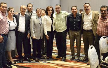 El Director General de Banobras, Abraham Zamora Torres, se reunió con funcionarios de Guanajuato, Jalisco y Michoacán.