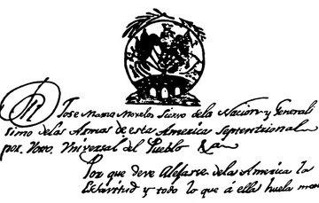 El Primer Congreso Constituyente