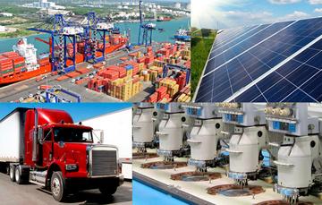 Tamaulipas y sus principales sectores  productivos y estratégicos