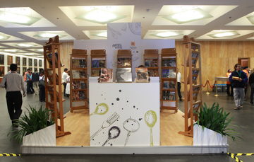 """Se inaugura en la sede la Cancillería el """"Primer Encuentro Global de Cocina Tradicional""""."""