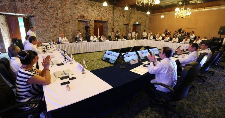 Concluye en Morelos, Segunda Sesión Ordinaria de la CNPJ - Zona Centro