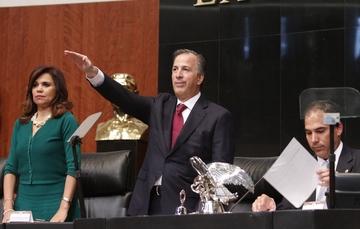 Secretario de Hacienda y Crédito Público, José Antonio Meade Kuribreña