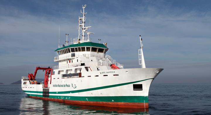 Buque de Investigación Pesquera y Oceanográfica (BIPO)