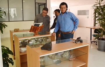 Museo virtual de Geología