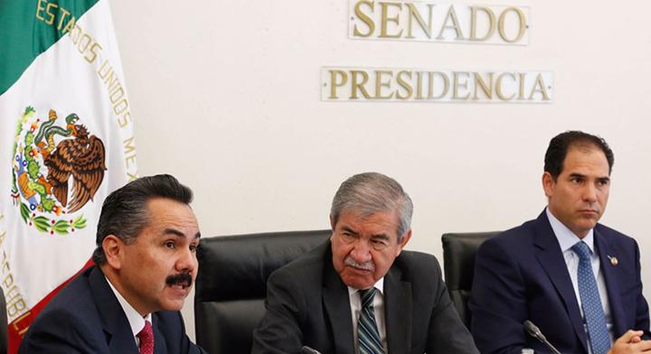 Javier Vargas encargado del despacho de la SFP en el Senado
